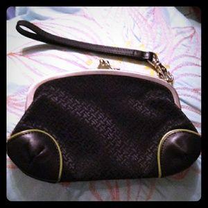 EUC Talbots Wristlet / purse